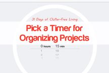Organizing Time and Focus
