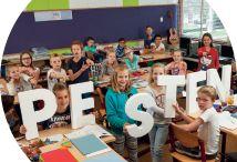 Week Tegen Pesten 2017 / Speciaal voor de Week Tegen Pesten 2017 heeft de online lesmethode Kwink gratis lesmateriaal gemaakt voor het basisonderwijs   https://www.kwintessens.nl/downloads/kwink/Kwink_Week_tegen_pesten-2017.pdf