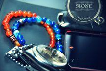 outfit con i nostri stone bracelet
