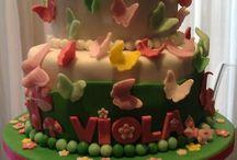Valeria cake design / con un poco di zucchero