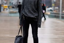 sophisticated casual style! / by Kumiko Shima