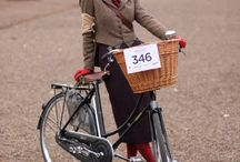 Vintage Fashion & Lifestyle: cycle chic