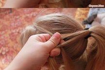 kizima saç modeli