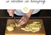R 005 Kartoffel Gericht Pommes Rezepte