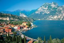 Garda Lake / Foto del Lago di Garda.
