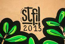Stfi! Murales