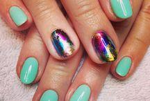 Salnikova Alyona nails / Мои работы