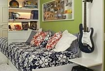 Teenage boy room inspiration