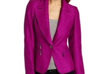 Womens Blazers & Suit Jackets / by Frankie Mckray
