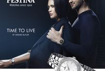 Gerard Butler for Festina - TIME TO LIVE (Campaign) / Gerard Butler for Festina - TIME TO LIVE (Campaign)
