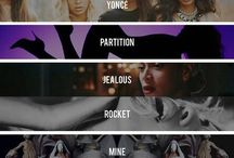 music / beyoncé, queen B