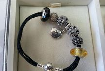 Pandora Sports Bracelets / Pandora welcomes the NFL & MLB...we can also make college themed bracelets....