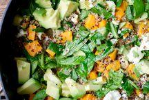 Rezeptr mit Quinoa Couscous