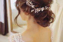 Saç çİçeği