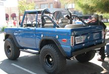 Cars - Ford Bronco