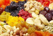 Healthy Snacks / by Christy Nicholson