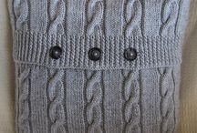 pletená dekorace