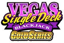 Vegas Single Deck Blackjack Gold / Uno dei pochi blackjack online giocati con un unico mazzo di 52 carte, Vegas Single Deck Serie Gold è uno dei giochi da tavolo di spicco al Casinò Online Voglia di Vincere. Grazie alla presenza di un solo mazzo, Vegas Single Deck è perfetto per gli amanti del blackjack tradizionale, ma anche per i giocatori alle prime armi.