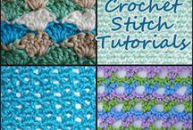 My hobi es / Crochet bag