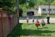 hot wheels party / by Melissa Lindquist