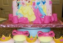 Princess Party / by Crystal Call Sherman
