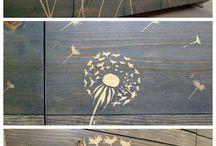 mebelki malowane