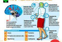 Dicas de Saúde / Dicas de Saúde. Visite nosso site - www.cotiro.com.br