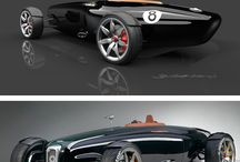 Art Reference - Vehicle Design