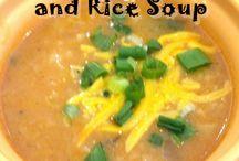 Soups...yumO