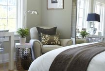Guest room / by Stephanie Gil