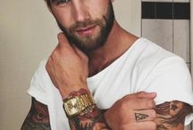 Hot dudes with tats