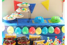 Kids Party Ideas / Loads of great party ideas for kids, no matter what the occasion. / by Anne Rose