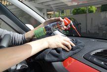 NIGRIN Innenraumpflege / Auch die inneren Werte sind wichtig! NIGRIN hat die passenden Tipps und Mittel um euren Wagen auch im Innenraum schön sauber zu halten.