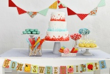 Party Ideas / by Ann DeLucenay