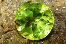peridot cutting