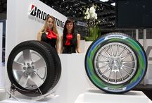 TIRE DISPLAYS / by Phillip Petty