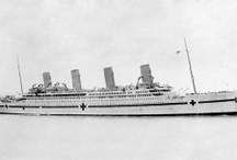 Olympic, Britannic / Olympic-Class Ships, White Star Line (Sister Ships of the Titanic) / by Bob Steele
