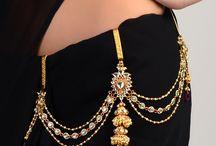Indian saree belt