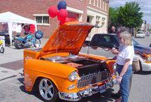 Yankee cars / Old American cars