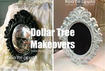 Dollar Tree Makeovers