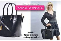 Torebki 2015 - nowa kolekcja / Najnowsze modele damskich torebek ze skóry naturalnej. Torebki typu shopperbag, teczki i aktówki damskie, listonoszki oraz torebki wizytowe. Więcej do obejrzenia w sklepie internetowym http://torebki-damskie.eu