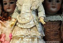 куклы антикварные