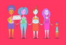 #SomosTodasMães / Uma campanha por mais respeito e menos julgamento na maternidade. Saiba mais: http://bit.ly/somos-todas-maes