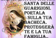 Santi e sante preghiere