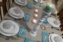 allestire tavolo