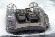 Military Amphibious Véhicules