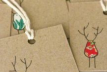 Targetas de Navidad