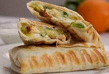 Tacos/burritos/quesadillas