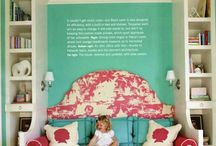 sharing is caring... / libbi and laney's {shared} room / by Amy Tippins