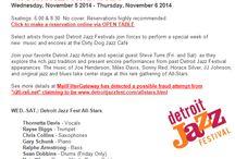 November Performances